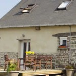 2 bed gite, sleeps 6 in Normandy France